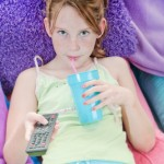Television In Kid's Bedrooms Linked To Weight Gain