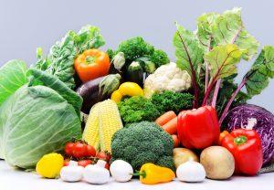 vegetable spending